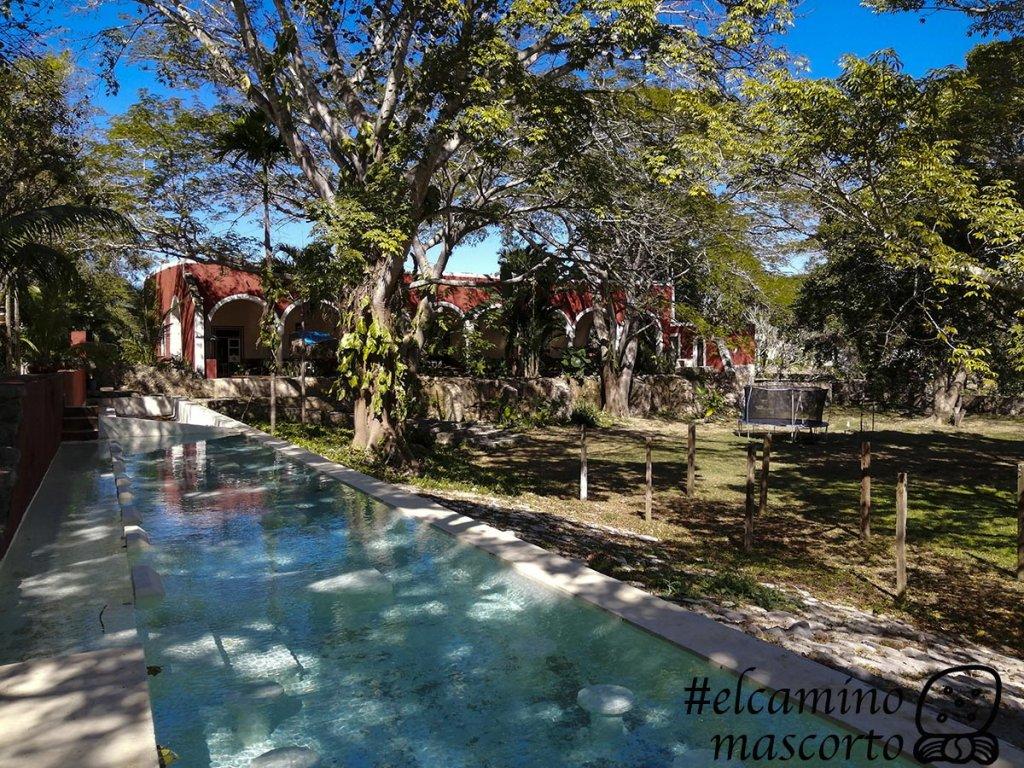 Hacienda Yunku, Yucatán