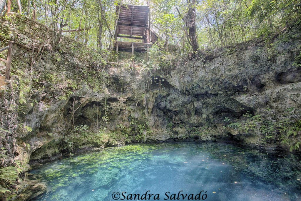 Cenotes from Cancun