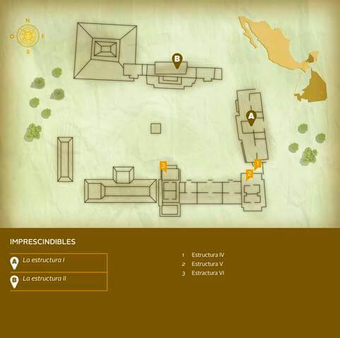 mapa hochob