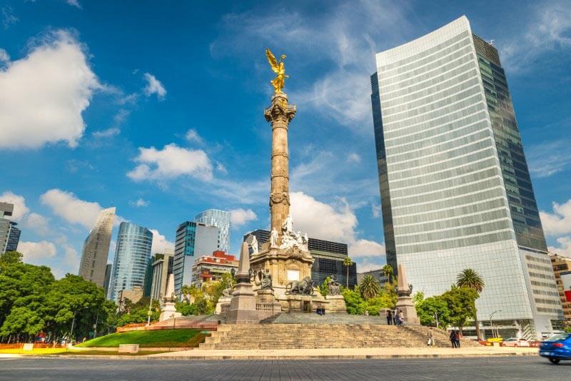 CDMX turismo: opciones para un viaje en pareja, con la familia, con amigos 1