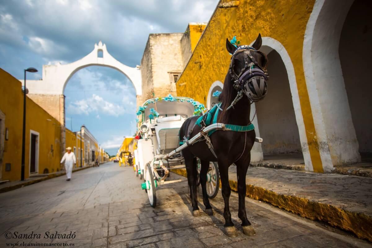 Pueblos Mágicos en Península Yucatán y Chiapas