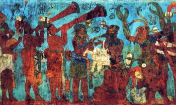 Mayan and Mesoamerican pre-Hispanic music, by Kan Bacab