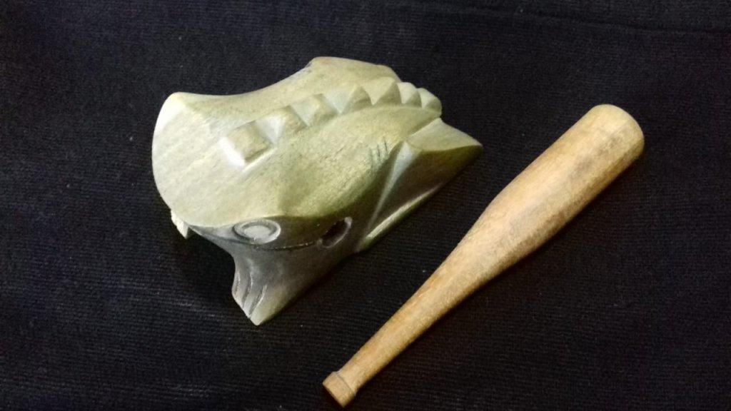 instrumentos mayas