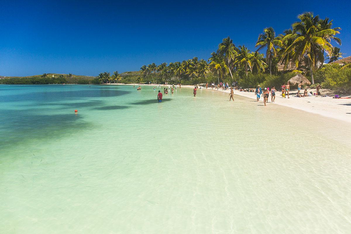 Isla Contoy caribe