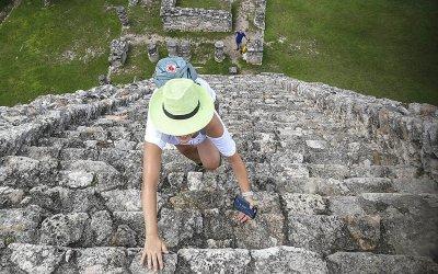Rutas por tierras mayas
