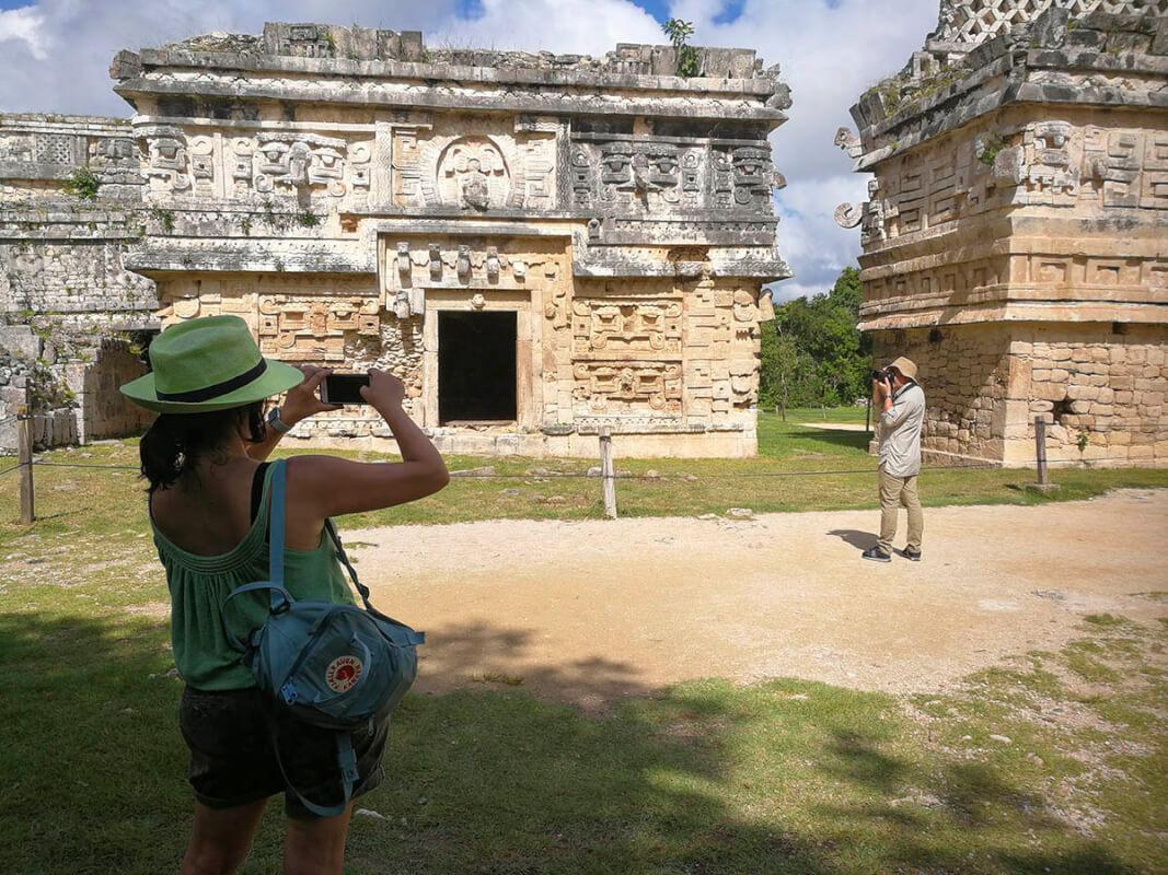 rutas mexico maya