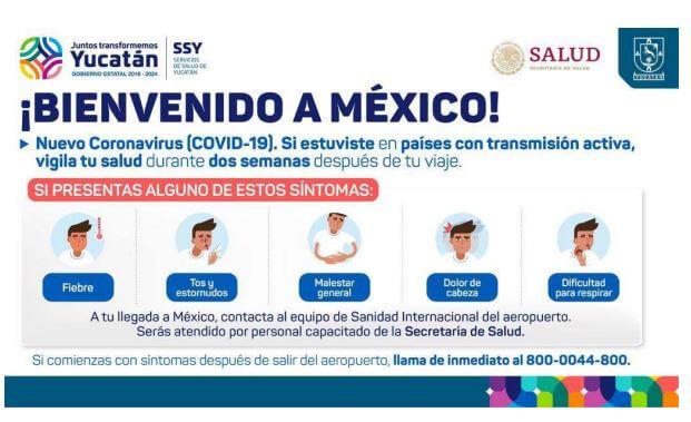 México turismo covid-19. Sanas prácticas de turismo en México para la nueva normalidad. 2
