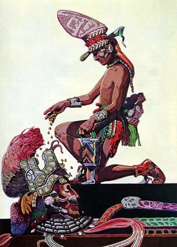 El maíz sagrado en la vida y la alimentación de los mayas 2