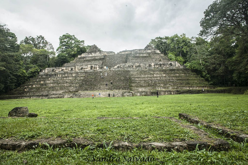 ruinas caracol