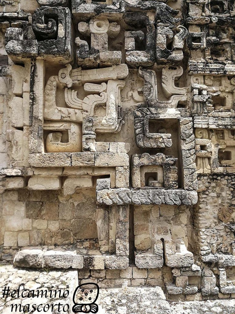 Hochob archaeological zone, Campeche